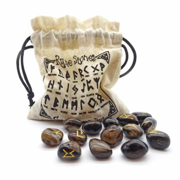 black onyx runestones