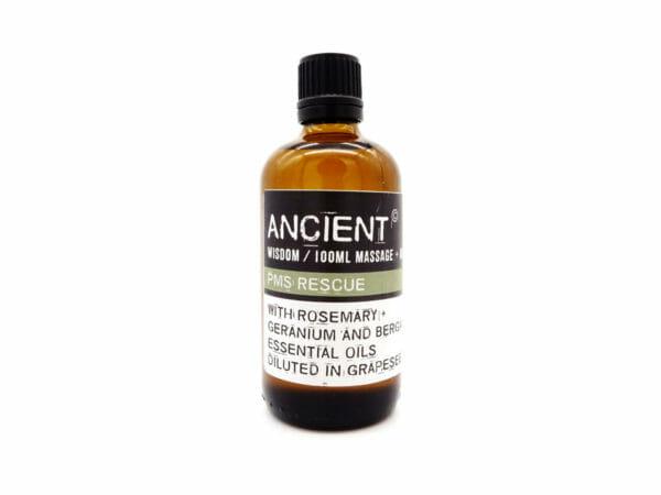 massage oil pms