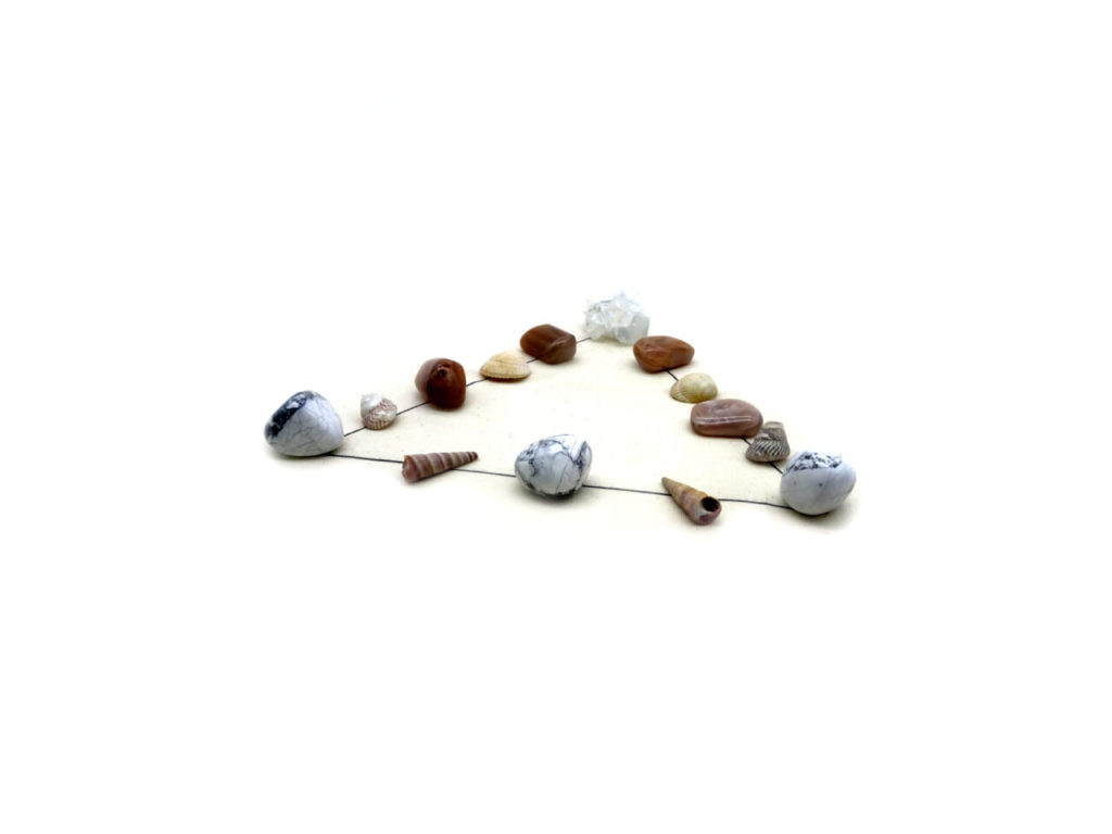 intuition crystal grid kit at surrender to happiness