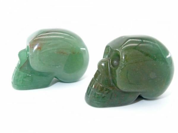 Jade Skulls