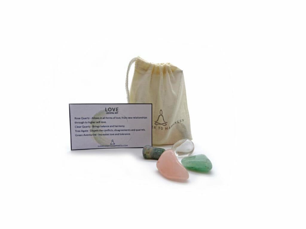 love crystal set at surrendertohapiness.com