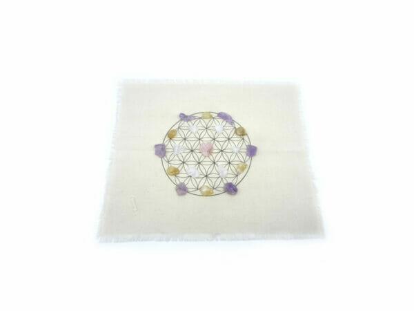 self-love crystal grid kits