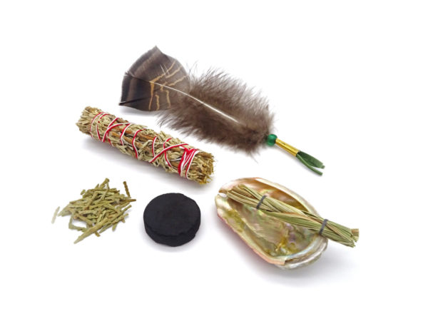 Beginners smudging kit