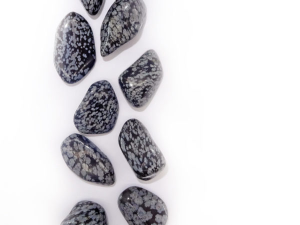 snowflake obsidian at surrender to happiness