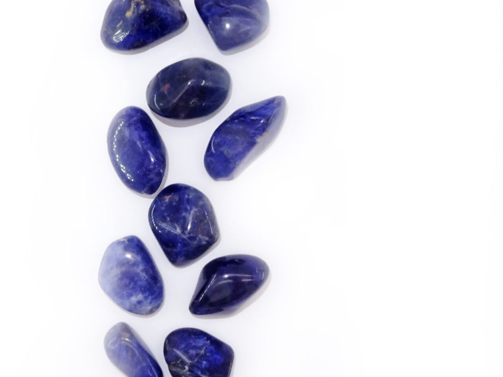 sodalite tumblestone at surrender to happiness