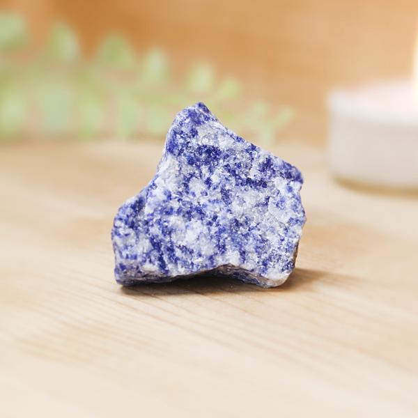 sodalitic quartz