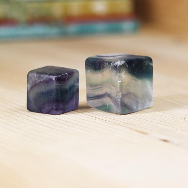 fluorite cube